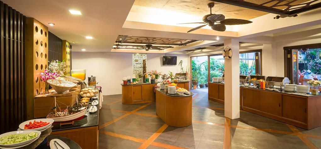Halal Restaurant – White Orchid : Aonang Princevilla VIlla Resort & Spa